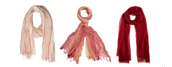 scarf Tu fondo de armario: ¡En 5 pasos!