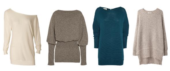 sweater oversize Otoño cálido y elegante