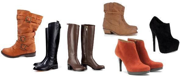 zapatos otoño cálido Otoño cálido y elegante