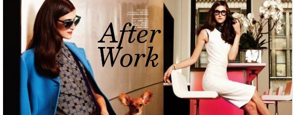 Crea tu outfit afterwork
