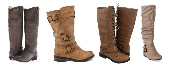 botas low cost LOW COST: ¡Ten un enero de moda!