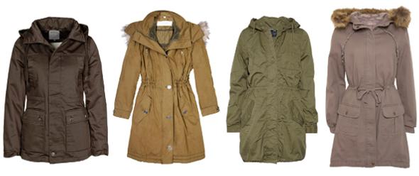 parkas low cost LOW COST: ¡Ten un enero de moda!